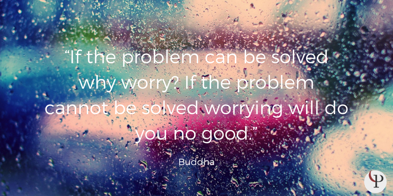 Mindful Reminder – To worry or not to worry?