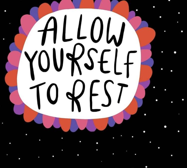 Take a break before you need one!